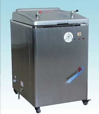 上海三申YM30B(YX350B)立式压力蒸汽灭菌器