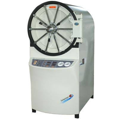 上海三申YX600W卧式圆形压力蒸汽灭菌器(普通型150L)