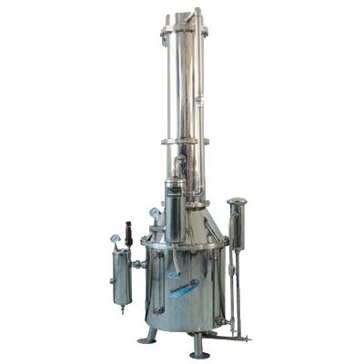 上海三申TZ50塔式蒸汽重蒸馏水器