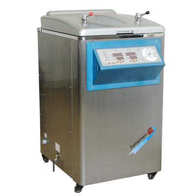 上海三申YM50FG立式压力蒸汽灭菌器(智能+干燥)