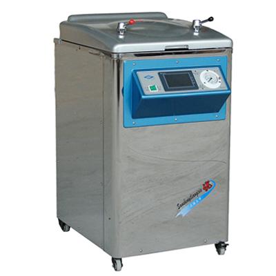 上海三申YM75CM立式压力蒸汽灭菌器(触摸智能型)