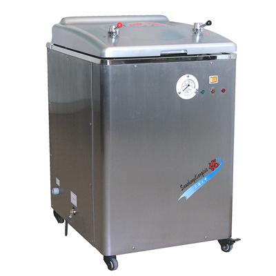 上海三申YM75B立式压力蒸汽灭菌器(自动控水型)非医用型