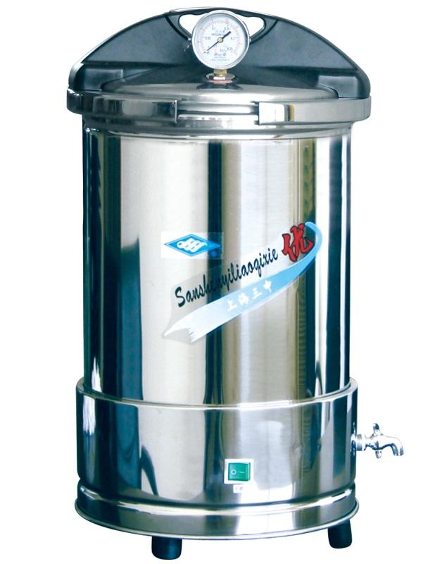 上海三申YX280(15)手提式灭菌器(坐式电热15L)