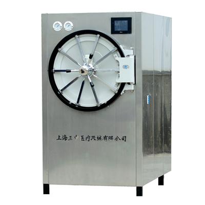上海三申YX600W卧式压力蒸汽灭菌器(触摸型300L)