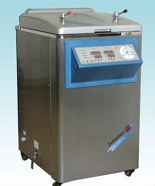 上海三申YM50Z(YX400Z)立式压力蒸汽灭菌器