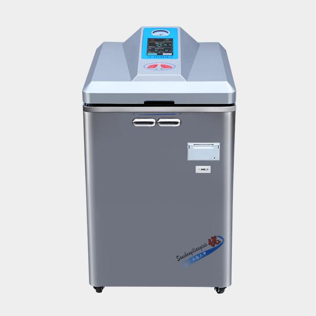 上海三申YM75L触摸屏控制型灭菌器