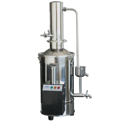 上海三申DZ10Z不锈钢电热蒸馏水器(自控)